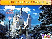 The Neuschwanstein Castle