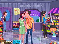 Kissing in a Candy Store
