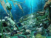 Underwater bridge