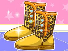My Boots Dress Up