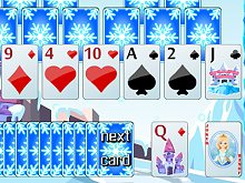 Frozen Castle Solitaire