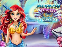 Mermaid Princess Real Haircuts