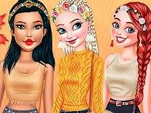 Autumn Trends: Braids Hairstyles