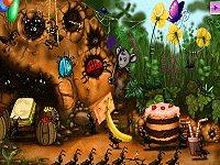 Ant Hill Picnic Hidden Alphabets