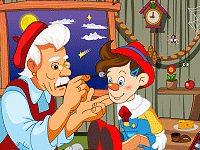Pinocchio Hidden Objects