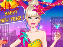 Barbie New Year