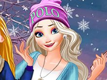 Princesses Winter School Lookbook