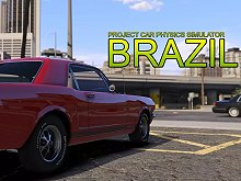 Project Car Physics Simulator: Brazile