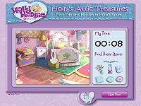 Holly Hobbie: Attic Treasures