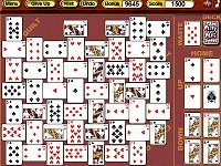Crazy Quilt Solitaire