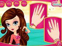 Precious Princess Nails