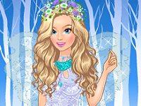 Winter Fairy Dressup