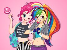 Modern Pony Girls