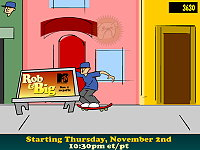 Skate With Rob & Big