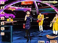Amy the pop star