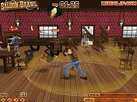 Saloon Brawl