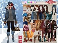 Cold Fashioned Dress Up
