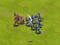 Miragine War Game