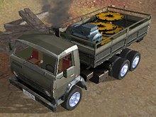 Kamaz Truck Driver