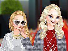 Winter Fashionistas