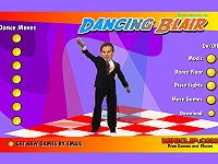 Dancing Blair
