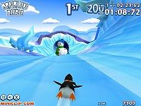 Penguin Rush