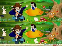 Snow White Difference