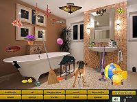 Hidden Objects Room 5