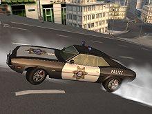 Police Car City Driving Sim