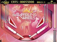 The Rambling Wheels Pinball