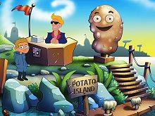 Greetings from Potato Island