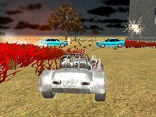 Clashed Metal Drifting Wars