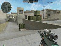 Cross Fire Weapon Barrett
