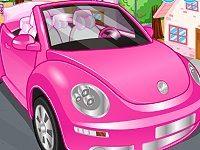 Clean My Pink New Beetle
