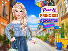 Paris Princess Shopping Spree