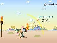 Ren & Stimpy's Robin Hoek