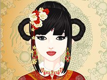 Ancient Chinese Girl