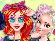 Princesses Three Spring Festivals