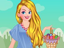 Easter Candy Land Dress up