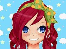 Anime Happy Birthday Card Maker