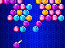 Bubble Shooter Easter 2