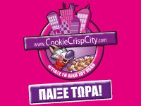 Cookie Crisp City
