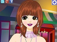 Amelia Beauty Makeover