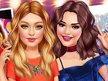Celebrity Bffs