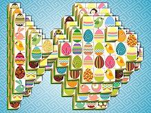 Easter: Fish Mahjong