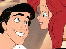 Ariel Moves In With Eric
