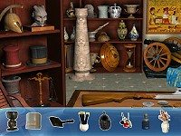 Find Objects in Antique Shop