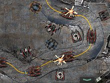 National Defense - Space Assault