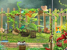 Garden Secrets Hidden Objects by Text