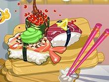Happy Sushi Roll